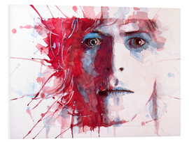 Obraz na PCV  David Bowie - Paul Lovering