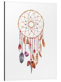 Obraz na aluminium  Dream catcher - Nory Glory Prints