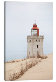Obraz na płótnie  Lighthouse at Rubjerg Knude
