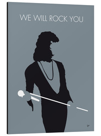 Obraz na aluminium  Queen - We Will Rock You - chungkong