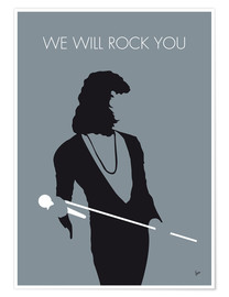 Plakat Queen - We Will Rock You