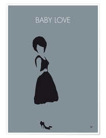 Plakat Diana Ross - Baby Love
