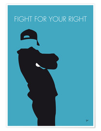 Plakat Beastie Boys - Fight For Your Right