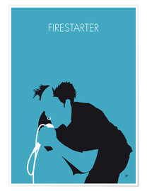 Plakat The Prodigy - Firestarter