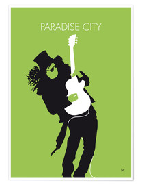 Plakat Guns N' Roses - Paradise City