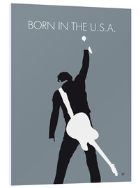 Obraz na PCV  Bruce Springsteen - Born In The U.S.A. - chungkong