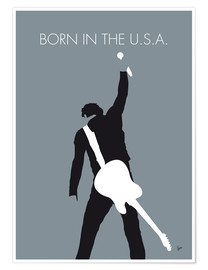 Plakat Bruce Springsteen - Born In The U.S.A.