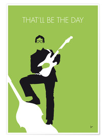 Plakat Buddy Holly - That'll Be The Day