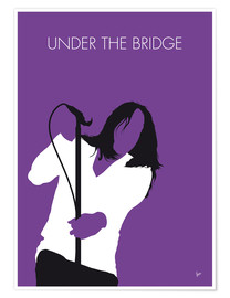 Plakat Red Hot Chilli Peppers - Under The Bridge