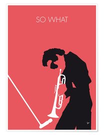 Plakat Miles Davis - So What