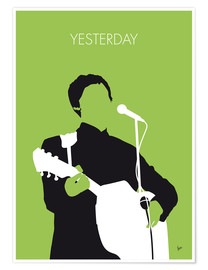 Plakat Paul McMartney - Yesterday
