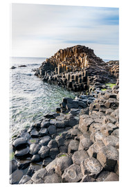 Obraz na szkle akrylowym  The Giants Causeway - Michael Runkel
