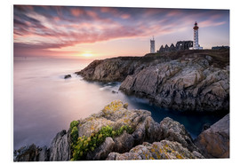 Obraz na PCV  Lighthouse of St. Mathieu (France / Brittany) - Kristian Goretzki