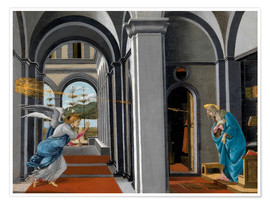 Plakat The Annunciation