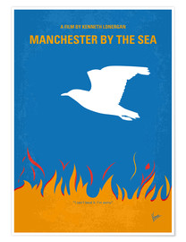 Plakat Manchester By The Sea