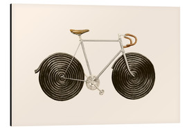 Obraz na aluminium  Licorice Bike - Florent Bodart