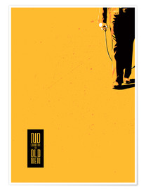 Plakat No country for old men