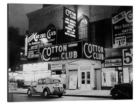 Obraz na aluminium  Cotton Club in Harlem, New York