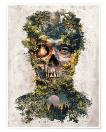 Plakat  The Forest of Death - Barrett Biggers
