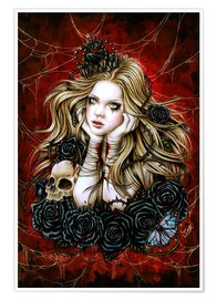 Plakat Mad Queen Alice