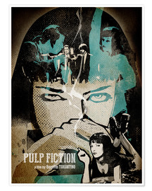 Plakat Pulp Fiction