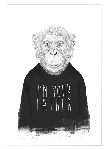 Plakat I'm your father
