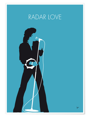 Plakat Golden Earring - Radar Love