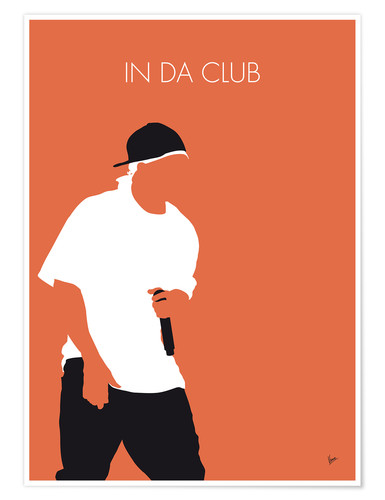 Plakat 50 Cent - In Da Club