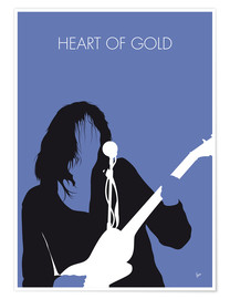 Plakat Neil Young - Heart Of Gold