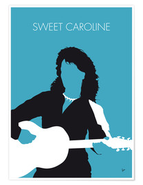 Plakat Neil Diamond - Sweet Caroline