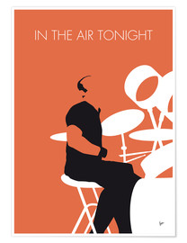 Plakat Phil Collins - In The Air Tonight