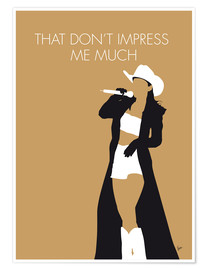 Plakat Shania Twain - That Don't Impress Me Much