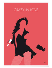 Plakat Beyoncé - Crazy In Love