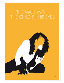 Plakat Kate Bush - The Man With The Child In His Eyes