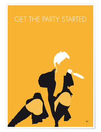 Plakat Pink - Get The Party Started