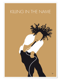 Plakat Rage Against The Machine - Killing In The Name