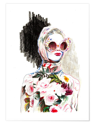 Plakat Fashion Illustration III