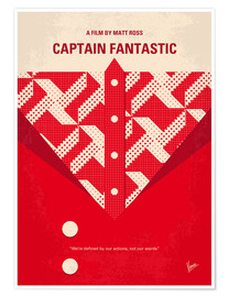Plakat Captain Fantastic