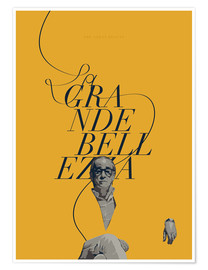 Plakat  The Great Beauty / La grande bellezza - Fourteenlab
