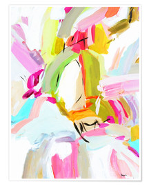 Plakat Spring abstract