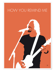Plakat Nickelback - How You Remind Me