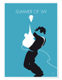 Plakat Bryan Adams - Summer Of '69