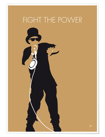 Plakat Public Enemy - Fight The Power