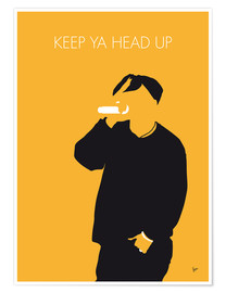 Plakat 2Pac - Keep Ya Head Up