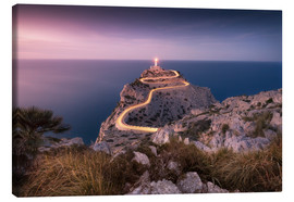 Obraz na płótnie  Evening light at Cap Formentor (Mallorca / Spain) - Kristian Goretzki