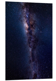 Obraz na PCV  The Milky Way Galaxy - Fabio Lamanna