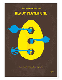 Plakat Ready Player One