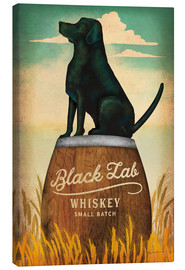 Obraz na płótnie  Black Lab Whiskey - Ryan Fowler