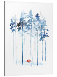 Obraz na aluminium  Sleeping in the woods - Robert Farkas