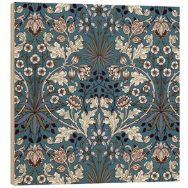 Obraz na drewnie  Hyacinth - William Morris